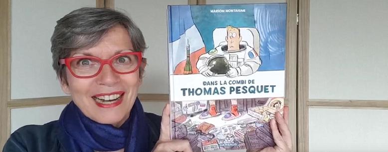 Rêve de gosse et… Thomas Pesquet