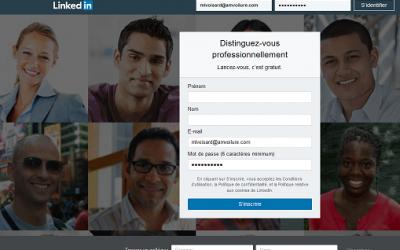 Mais il y a un monde fou sur LinkedIn !